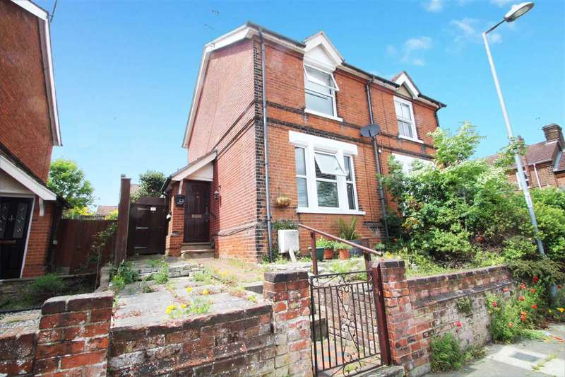 2 Bedrooms Semi Detached House for sale in Martin Road, Ipswich