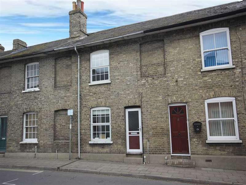 2 Bedrooms Terraced House for sale in Cross Street, Sudbury