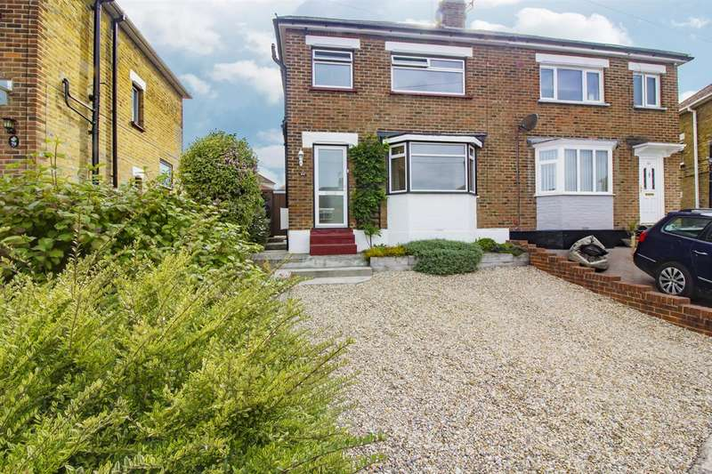 3 Bedrooms Semi Detached House for sale in Forelands Square, Deal