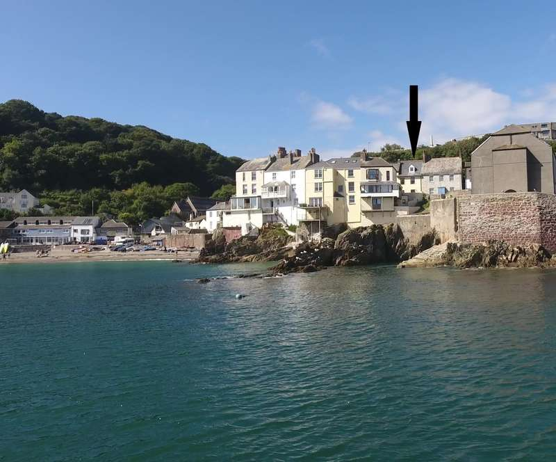 3 Bedrooms Terraced House for sale in Nor Nour, Garrett Street, Cawsand
