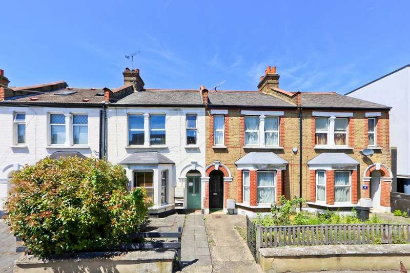 2 Bedrooms Flat for sale in Fountain Road, London SW17