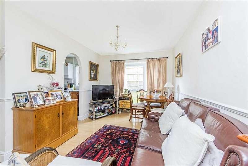 1 Bedroom Flat for sale in Moyser Road, Furzedown, London
