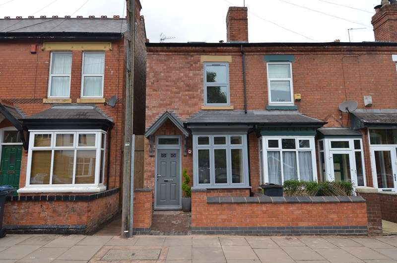 3 Bedrooms Terraced House for sale in Gaddesby Road, Kings Heath, Birmingham