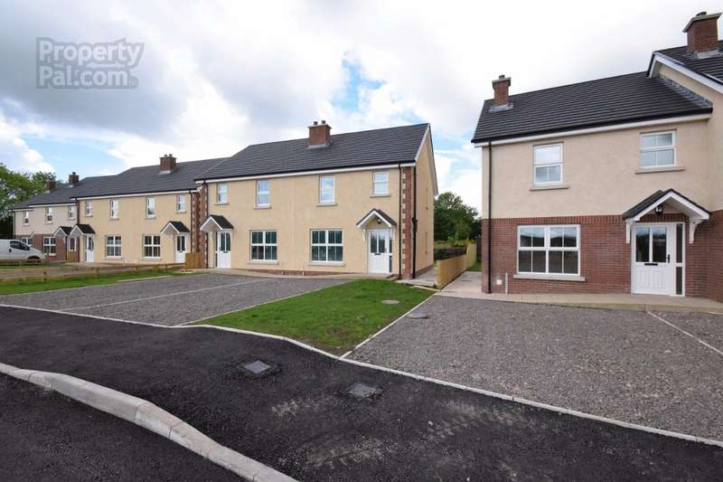 3 Bedrooms Property for sale in 3 Bedroom Detached, Hutton Drive, Main Street, Beragh, Omagh
