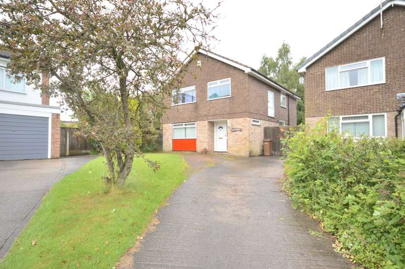 4 Bedrooms Detached House for sale in WILLOW BANK, Cheadle Hulme