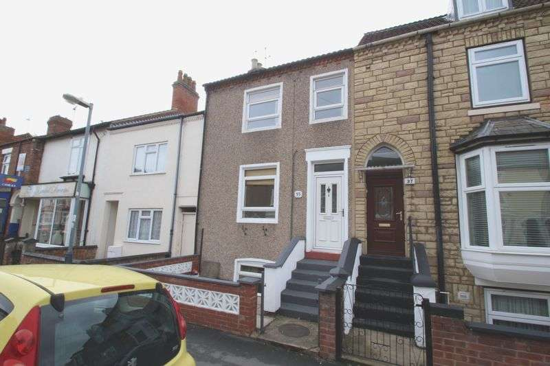 Property for sale in Bridget Street, Rugby