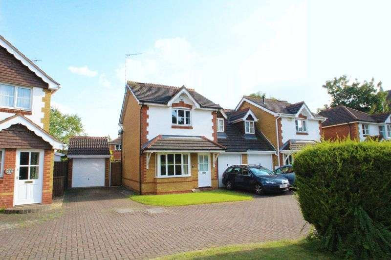 Property for sale in Curie Close, Rugby