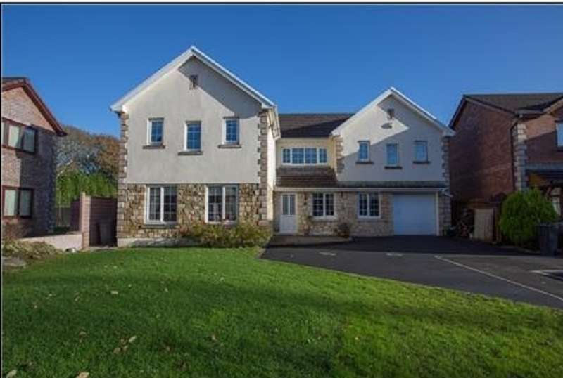 5 Bedrooms Detached House for sale in Ocean View, Jersey Marine, Neath, SA10