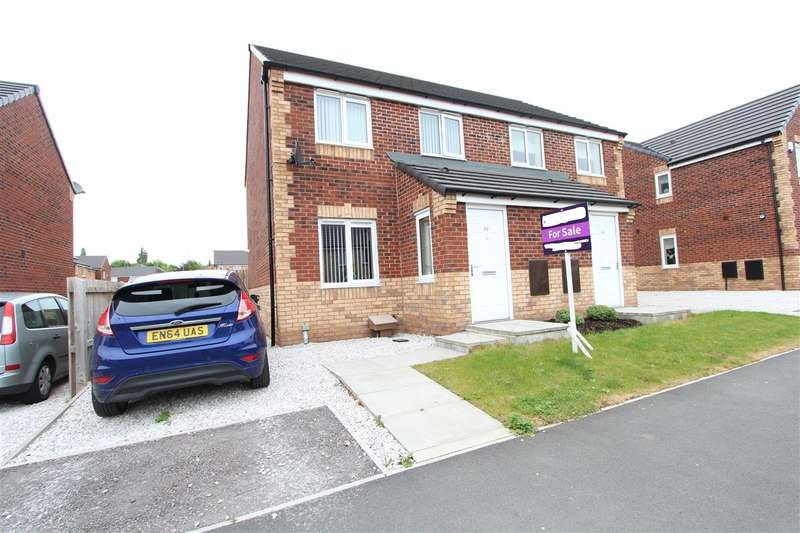 3 Bedrooms Semi Detached House for sale in Hillside Avenue, Huyton, Liverpool