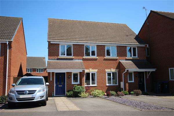 2 Bedrooms Semi Detached House for sale in Bannock Street, Weston Coyney, Stoke-on-Trent