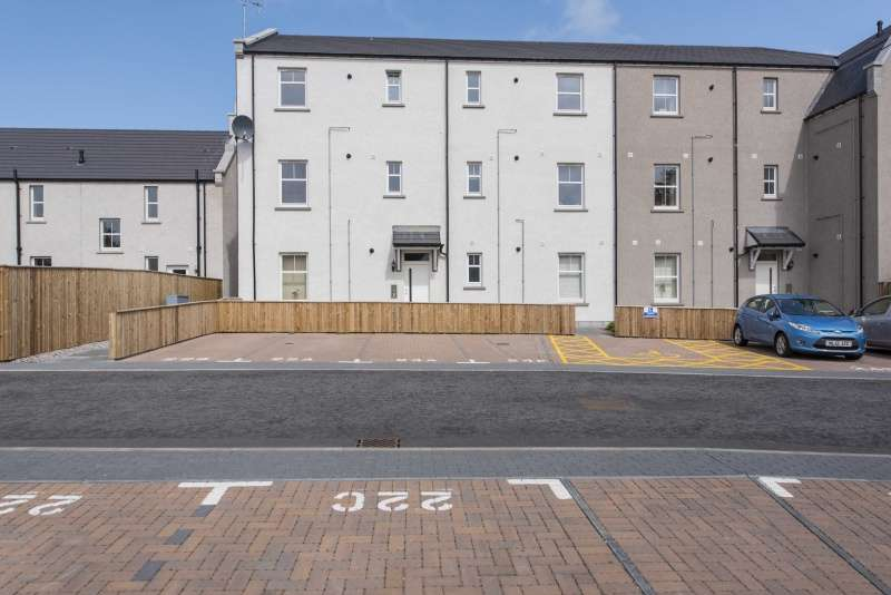 1 Bedroom Flat for sale in Blench Drive, Ellon, Aberdeenshire, AB41 9JG