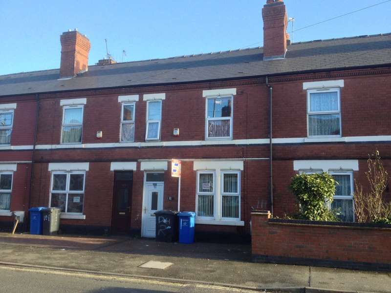 3 Bedrooms Terraced House for sale in Dairyhouse Road, Normanton