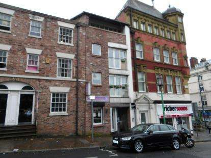 1 Bedroom Flat for sale in Bold Place, Liverpool, L1