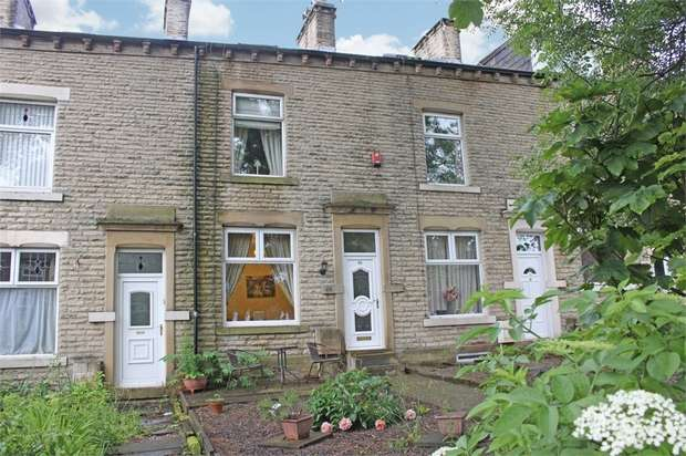 4 Bedrooms Terraced House for sale in Pasture Lane, Clayton, Bradford, West Yorkshire