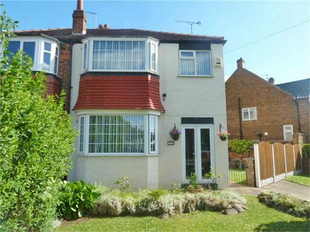 3 Bedrooms Semi Detached House for sale in Armthorpe Road, Doncaster, South Yorkshire