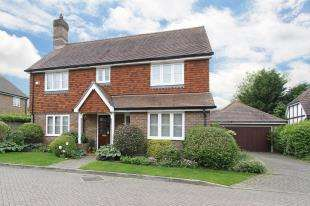 4 Bedrooms Detached House for sale in Hollands Field, Broadbridge Heath, Horsham, West Sussex
