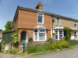 2 Bedrooms End Of Terrace House for sale in Hope Villas, Cockreed Lane, New Romney, Kent