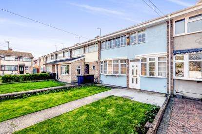 3 Bedrooms Terraced House for sale in Manor Close, Kempston, Bedford, Bedfordshire