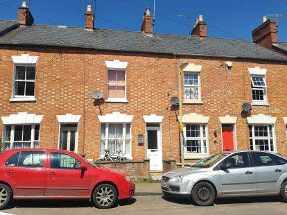 3 Bedrooms Terraced House for sale in Queens Road, Banbury, Oxfordshire, Oxon