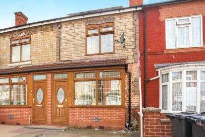 3 Bedrooms Terraced House for sale in Sladefield Road, Ward End, Birmingham, West Midlands