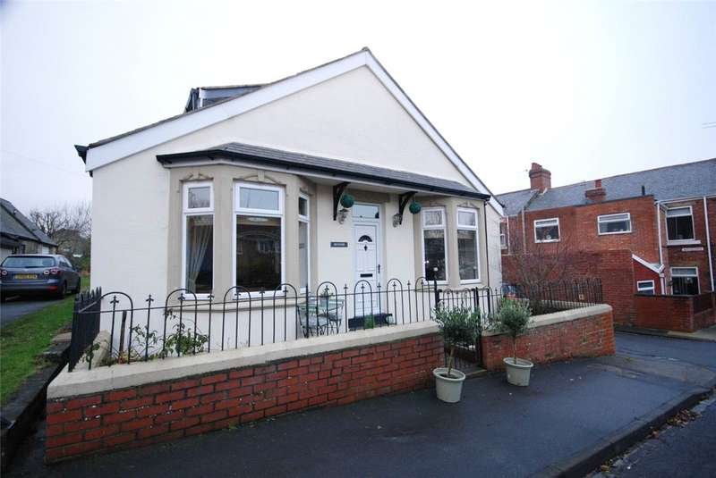 2 Bedrooms Detached Bungalow for sale in Woodside, Beamish, Stanley, DH9
