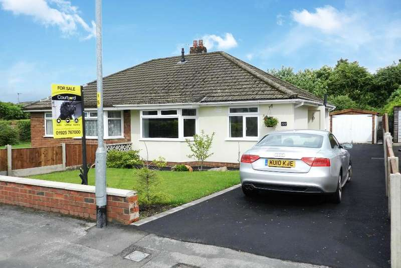 2 Bedrooms Bungalow for sale in Severn Road, Culcheth, Warrington, WA3 5EB
