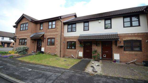 2 Bedrooms Terraced House for sale in Temple Mews, Woodley, Reading