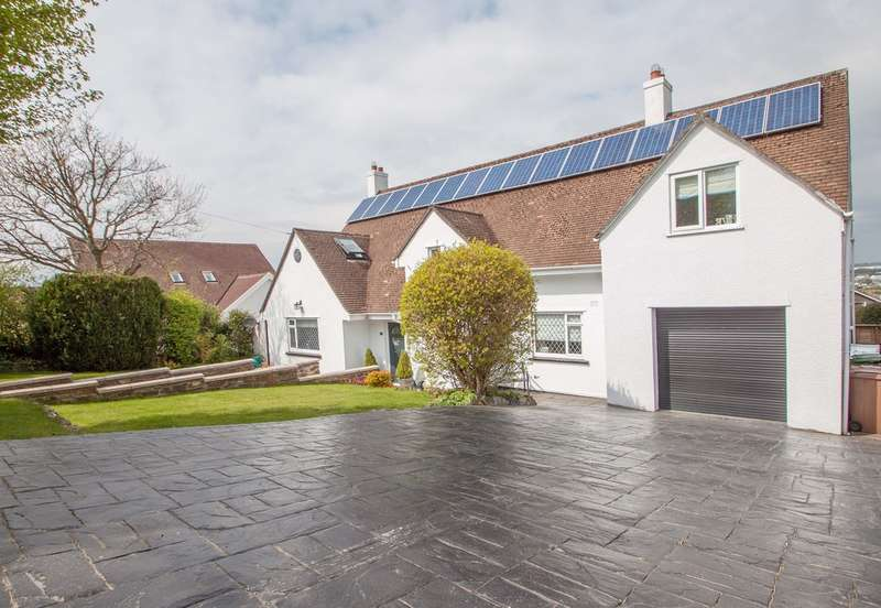 5 Bedrooms Detached House for sale in Derriford, Plymouth