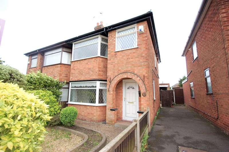 3 Bedrooms Semi Detached House for sale in Kipling Drive, Blackpool