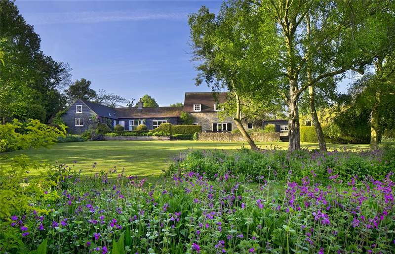 5 Bedrooms Detached House for sale in Great Milton, Oxford, OX44
