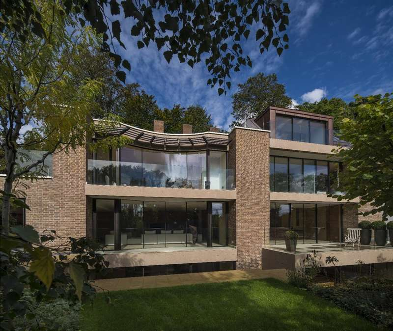 6 Bedrooms House for sale in Cannon Lane, Hampstead Village, NW3