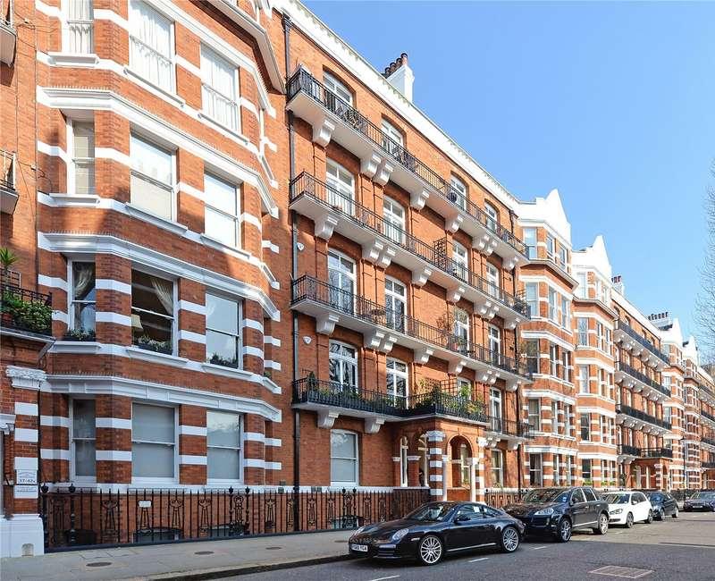 3 Bedrooms Flat for sale in Kensington Mansions, Trebovir Road, Earls Court, London, SW5