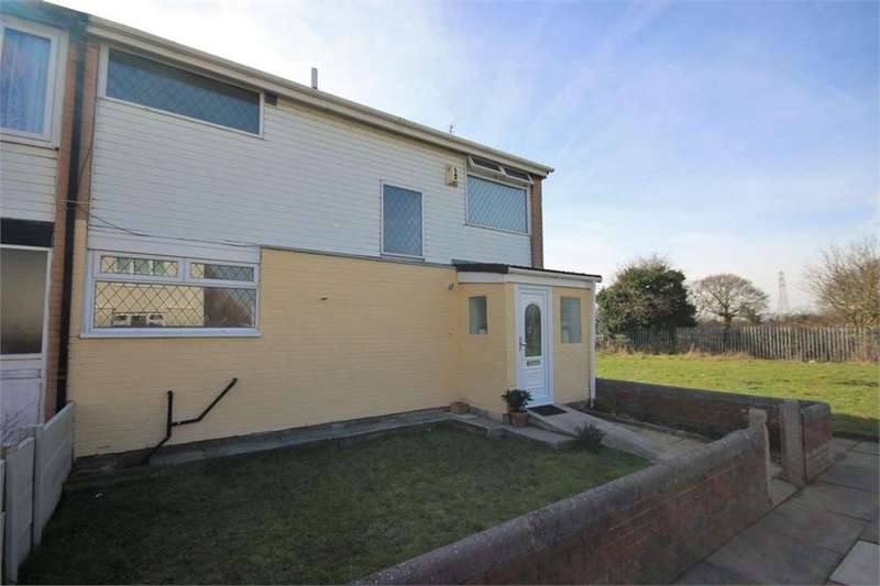 3 Bedrooms Semi Detached House for sale in Arden, WIDNES, Cheshire