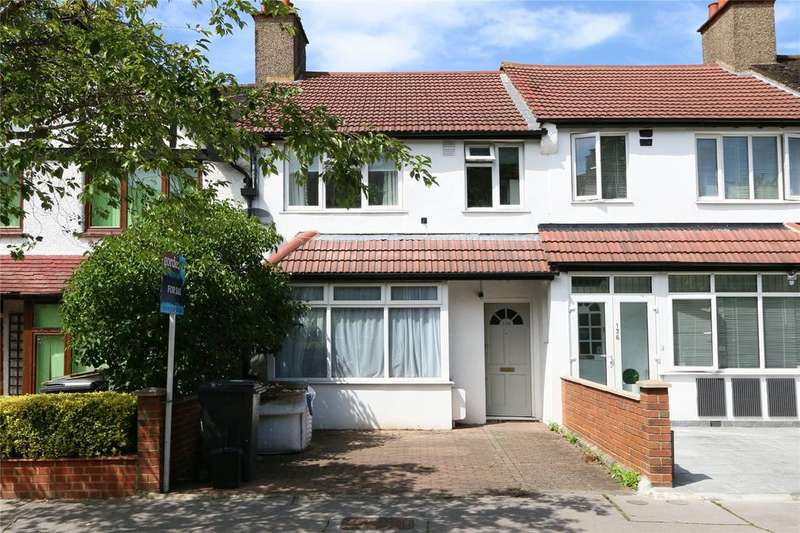 3 Bedrooms Terraced House for sale in Norbury Court Road, London, SW16