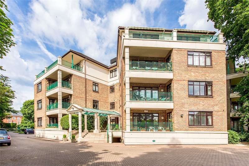 2 Bedrooms Flat for sale in Hartsbourne Park, 180 High Road, Bushey, Hertfordshire, WD23