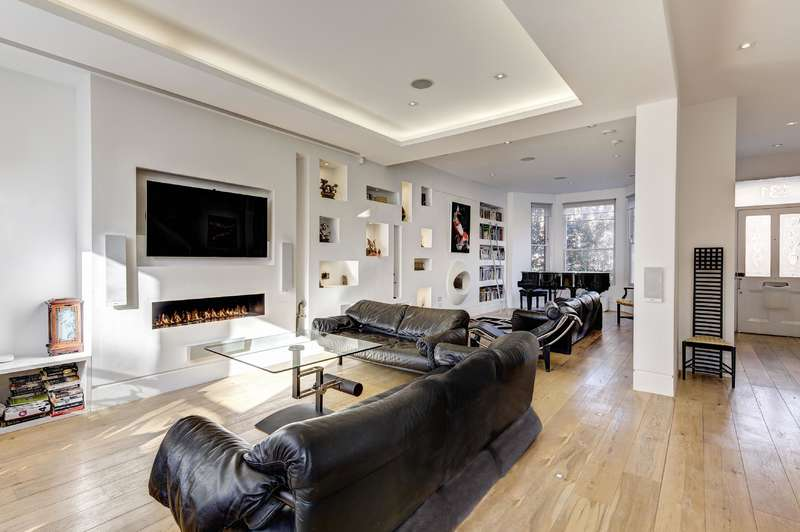6 Bedrooms House for sale in Goldhurst Terrace, South Hampstead