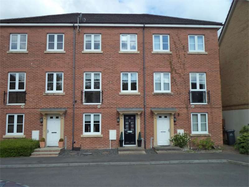 4 Bedrooms Town House for sale in Heol Cae Ffwrnais, Ebbw Vale, NP23
