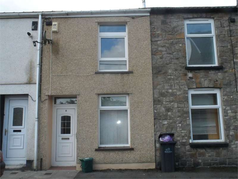 2 Bedrooms Terraced House for sale in Wall Street, EBBW VALE, NP23