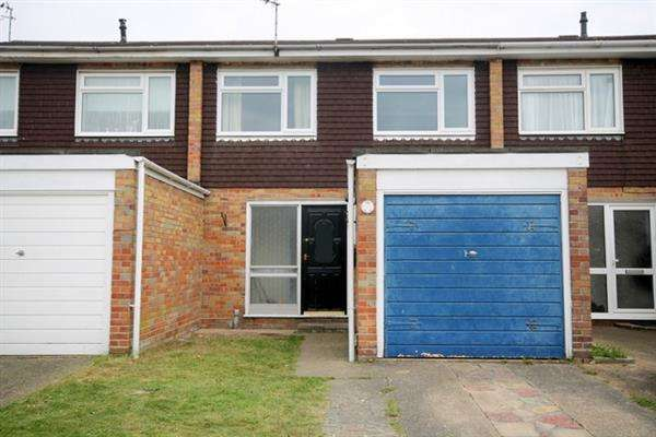 3 Bedrooms House for sale in Towse Close, Clacton on Sea