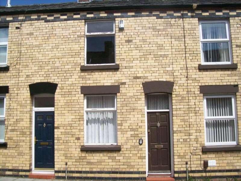 2 Bedrooms Terraced House for sale in Toxteth Grove, Liverpool, Merseyside, L8