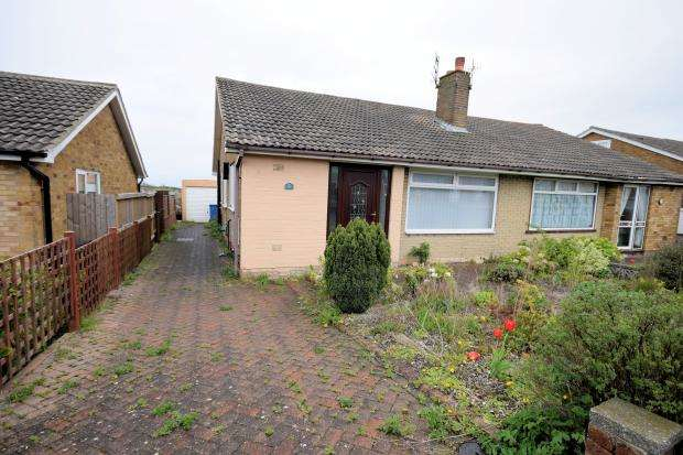 3 Bedrooms Semi Detached Bungalow for sale in Osgodby Hall Road, Scarborough, North Yorkshire YO11 3PX