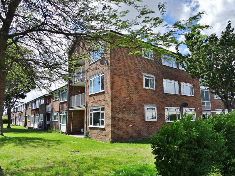 2 Bedrooms Apartment Flat for sale in Angola Road, Broadwater, Worthing, BN14