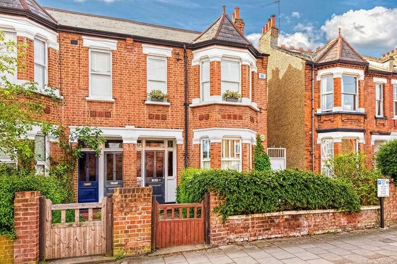 2 Bedrooms Flat for sale in Clifden Road, Brentford, TW8