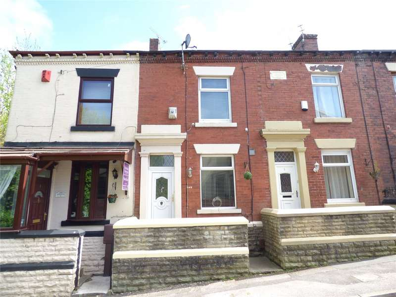 2 Bedrooms Terraced House for sale in Charles Street, Royton, Oldham, Lancashire, OL2