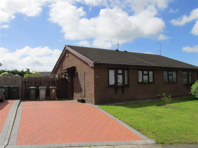 2 Bedrooms Bungalow for sale in Parr Grove, Greasby