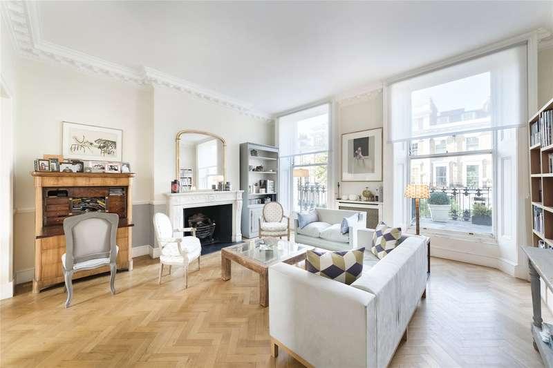 5 Bedrooms Terraced House for sale in Drayton Gardens, Chelsea, London, SW10