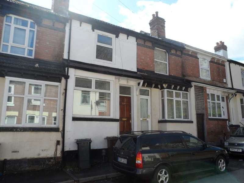 3 Bedrooms Terraced House for sale in Merridale Street West, Wolverhampton