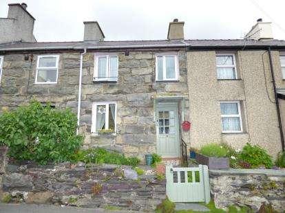 2 Bedrooms Terraced House for sale in Cavour Street, Talysarn, Caernarfon, Gwynedd, LL54