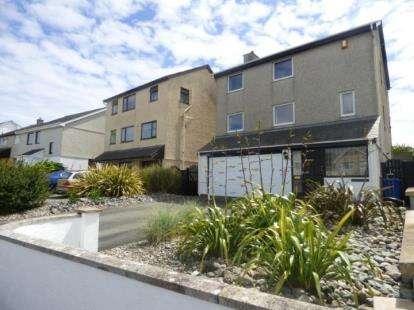 4 Bedrooms Detached House for sale in Bro Cymerau, Pwllheli, Gwynedd, LL53