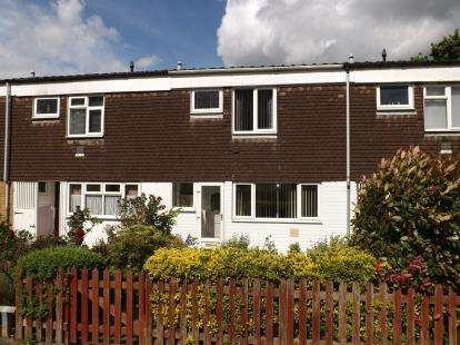 3 Bedrooms Terraced House for sale in Radleys Walk, Sheldon, Birmingham, West Midlands